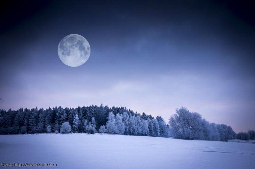 Лунный прогноз красоты и здоровья на 4 января