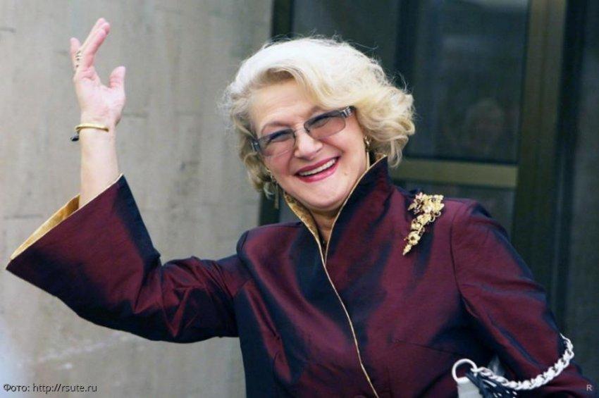 Светлана Дружинина прошлась по снегу босиком и удостоилась звания супер-женщины
