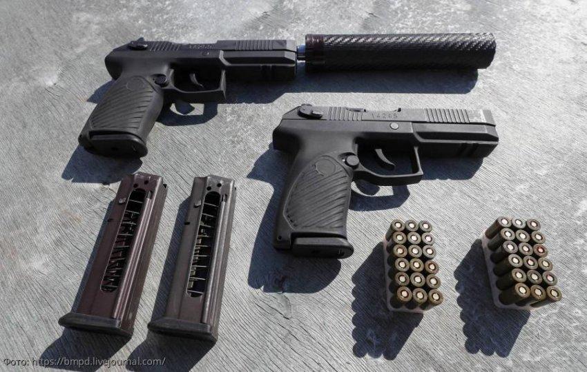 Российские оружейники создали пистолет, способный пробивать бронежилеты второго класса