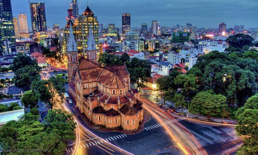 Хошимин – город для знакомства с Вьетнамом