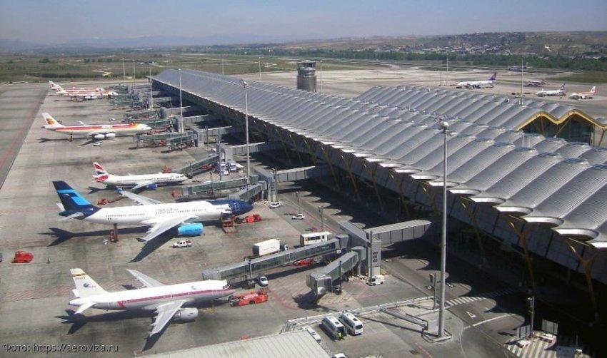 Варианты трансфера из аэропорта Мадрида до центра города