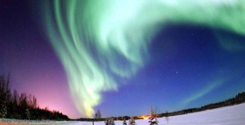 Топ-5 мест, где можно увидеть северное сияние