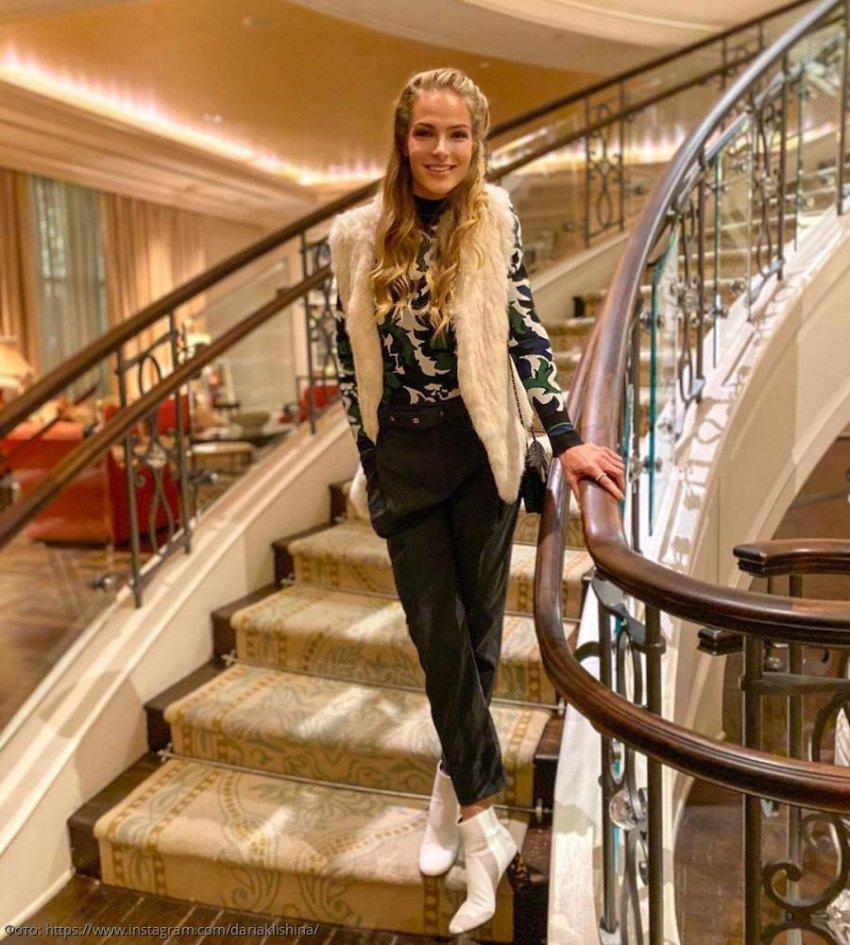 Российская легкоатлетка Дарья Клишина входит в ТОП самых красивых спортсменок мира