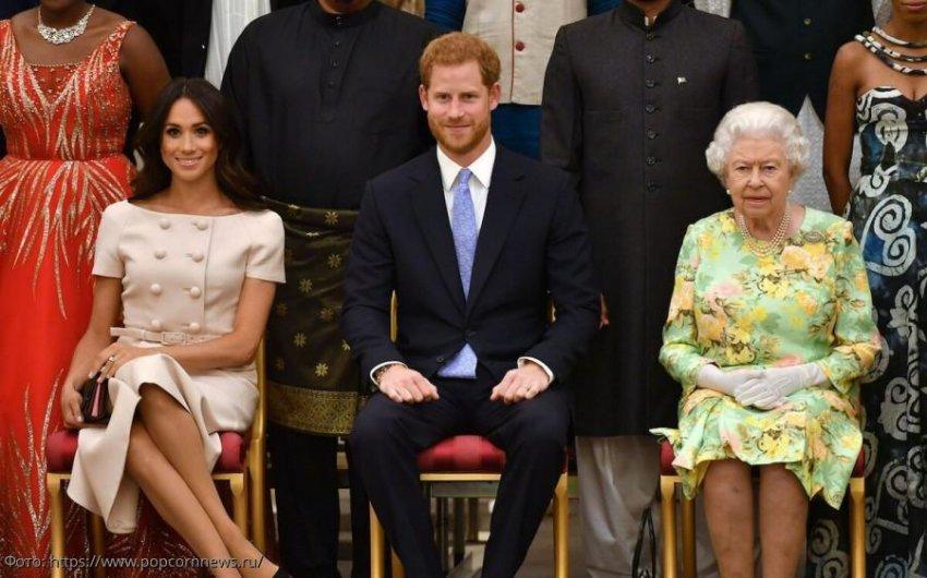 Раскол в королевской семье: из-за чего на самом деле ушли Гарри и Меган