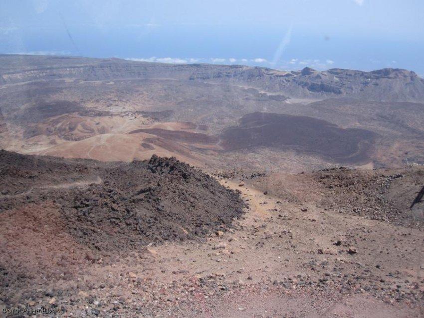 Вулкан Тейде: как самостоятельно добраться за облака