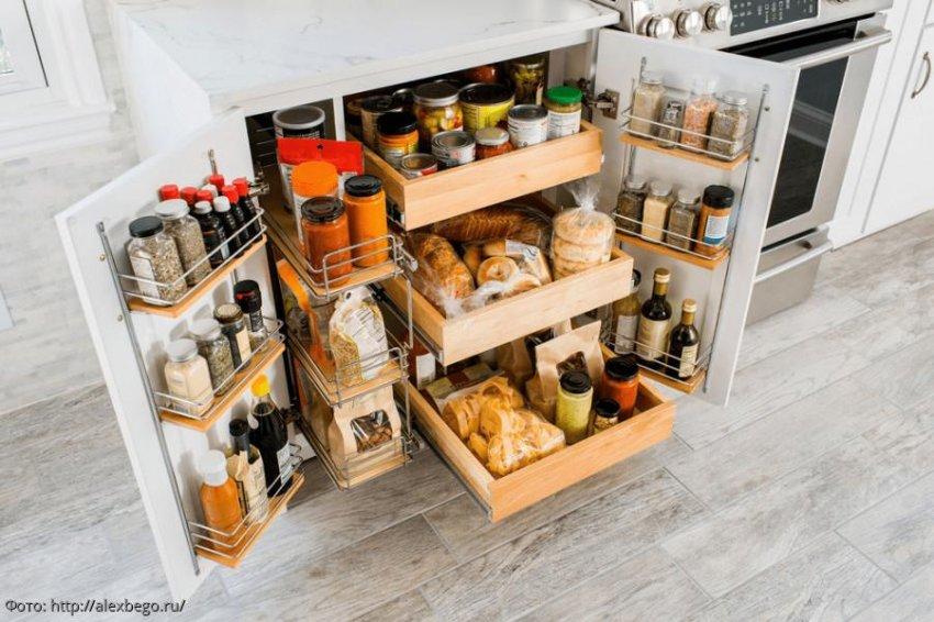 Совет: как хранить специи на кухне