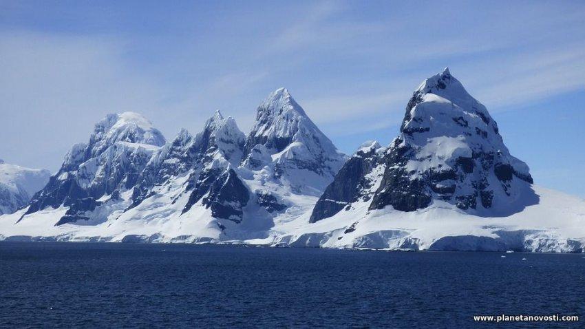 В Антарктиде нашли «частицы-призраки», происхождение которых ученые не могут объяснить
