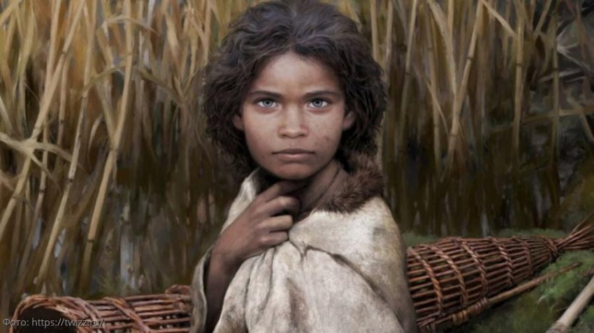 При помощи смолы ученые из Копенгагена восстановили образ девушки, жившей 5700 лет назад