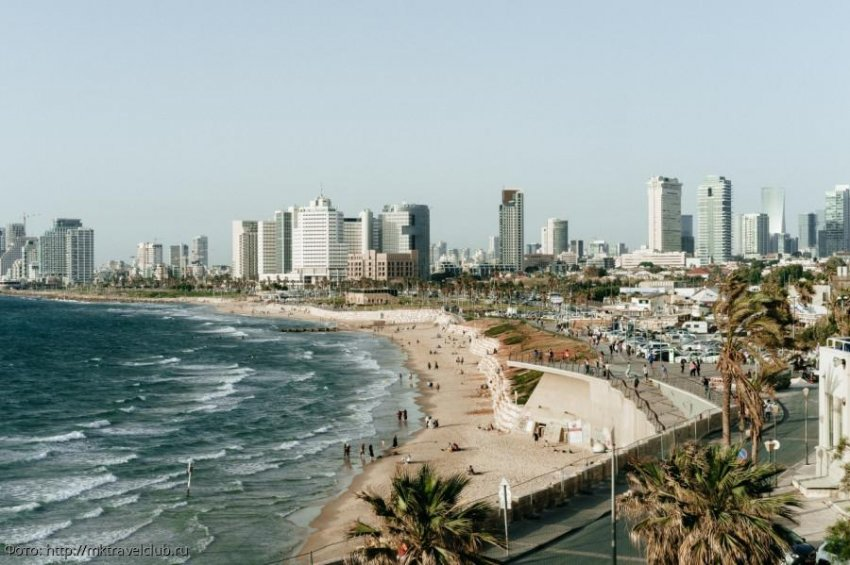 Лучшие отели Тель-Авива по мнению постояльцев