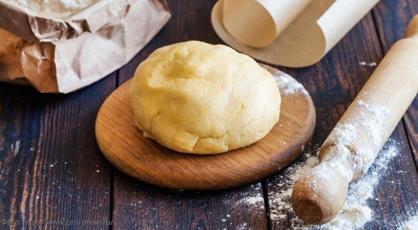 Совет: как приготовить песочное тесто