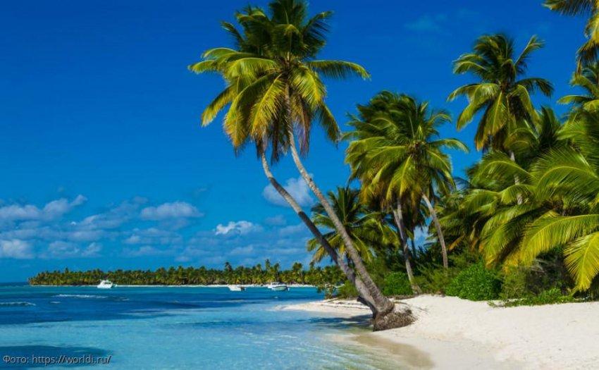Остров Саона, Доминиканка – райский кусок земли из рекламы Баунти