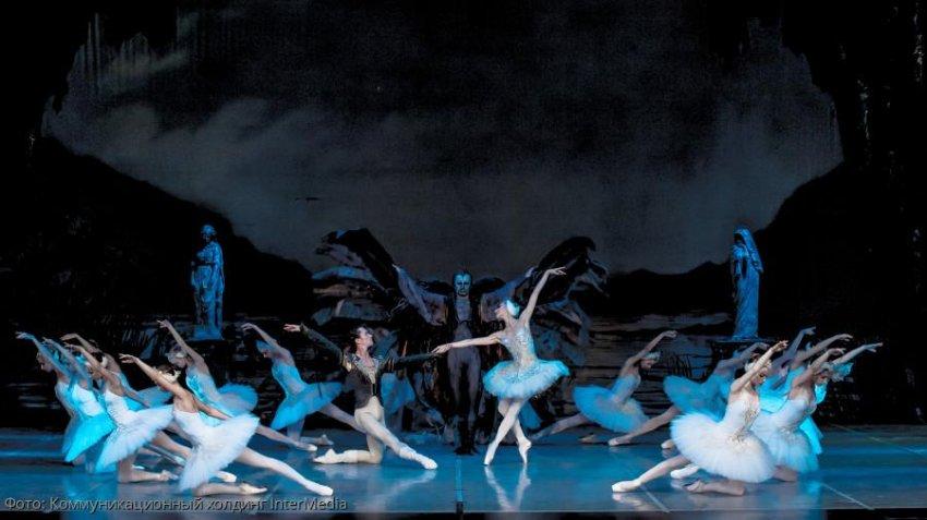 Театр классического балета покажет знаковые постановки на лучших сценах Москвы