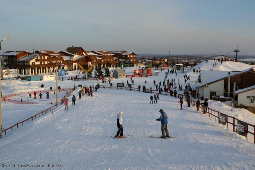 ТОП-8 горнолыжных курортов России для новичков