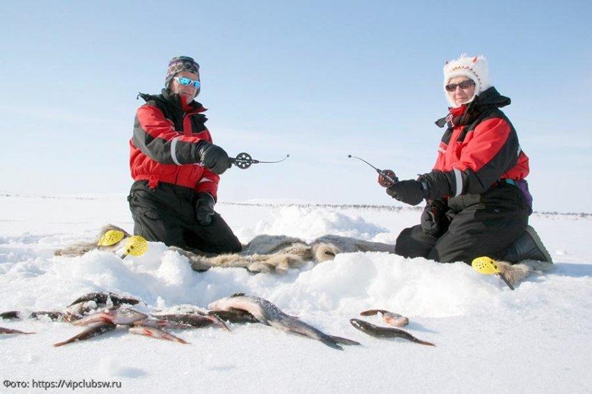 ТОП-5 мест для бесплатной зимней рыбалки в Подмосковье