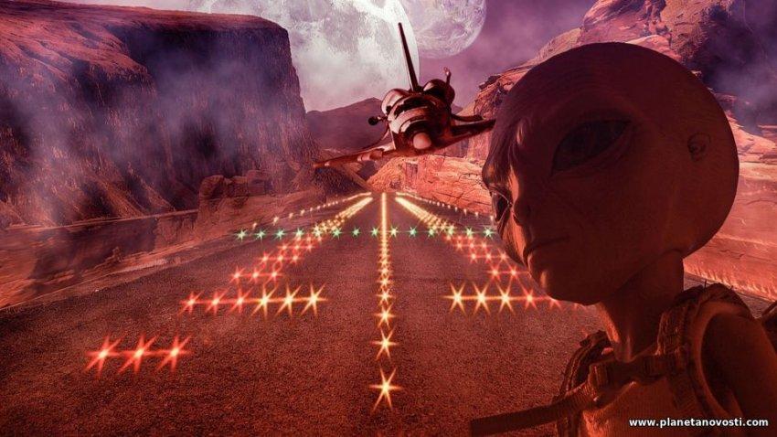 Марс в прошлом был обитаем: представлено новое доказательство