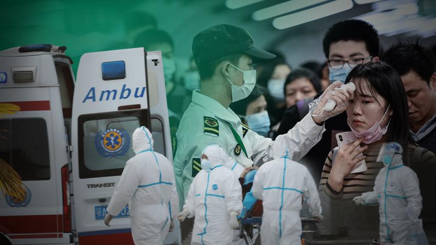 В Китае разбушевался коронавирус: 2,8 млн человек заражены, 112 тысяч погибли
