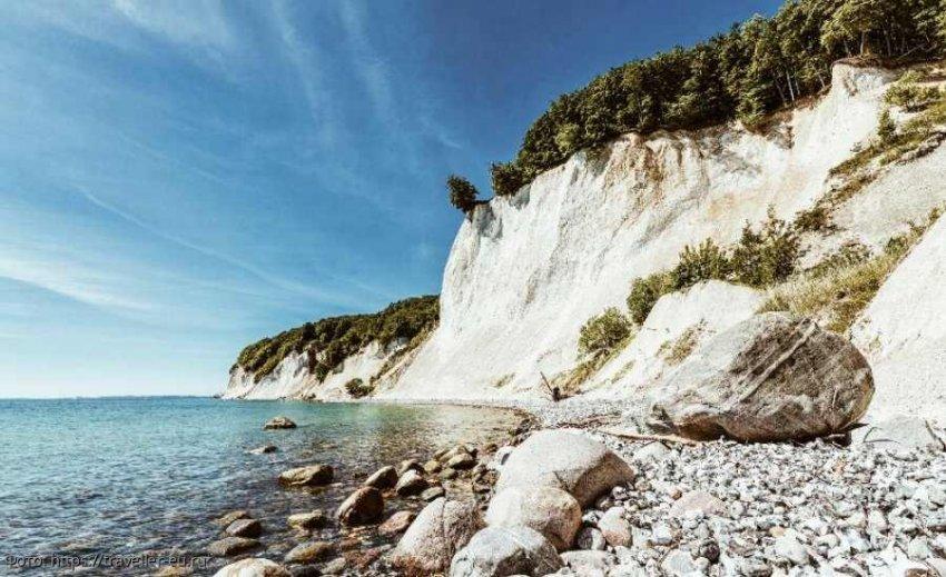 Остров Рюген: от бедного рыбацкого городка до романтичного курорта на Балтике