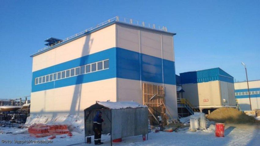Компания ИНГК приступила к монтажу электроприводных газоперекачивающих агрегатов на одном из месторождений в ЯНАО
