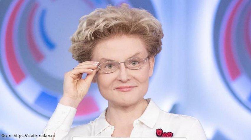 Елена Малышева рассказала об опасности коронавируса и способах защиты от него
