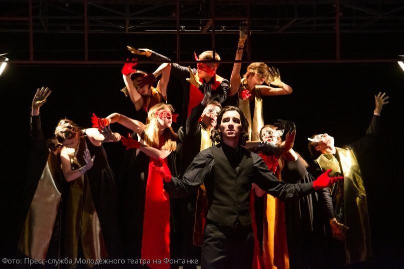 Молодежный театр на Фонтанке рассказывает об основных событиях последнего зимнего месяца