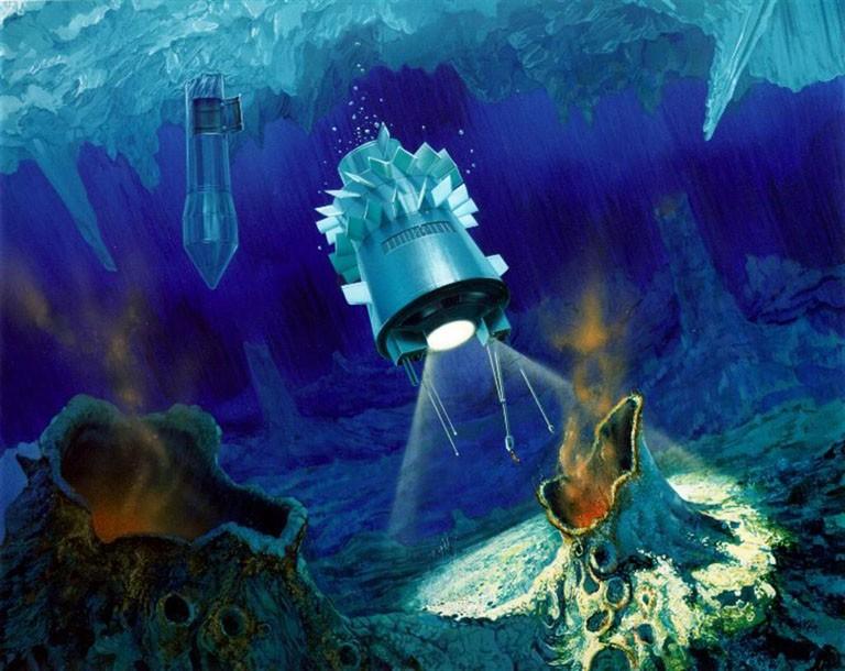 Осьминоги живут на спутнике Юпитера? Британский астроном считает, что это может быть правдой