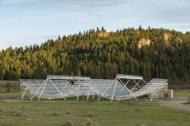Каждые 16 дней на Землю приходят странные радиосигналы из очень далекого объекта