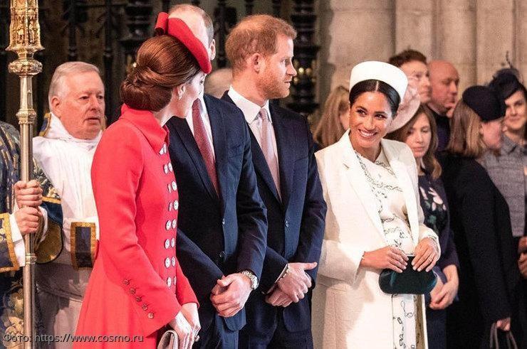 Принцу Гарри и Меган Маркл придется вернуться в Лондон из-за личной просьбы королевы
