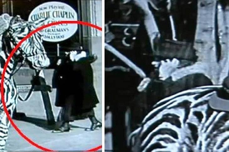 Странная женщина-путешественник во времени из фильма Чарли Чаплина: Выводы 10 лет спустя | Паранормальные новости