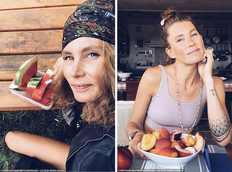 Женщина целый год не пила воды, потребляя лишь влагу из фруктов и овощей | Паранормальные новости