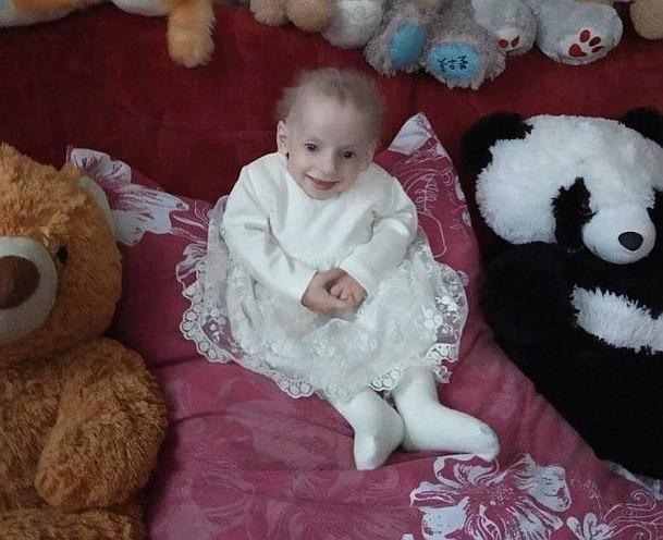 8-летняя девочка из Украины скончалась от старости | Паранормальные новости