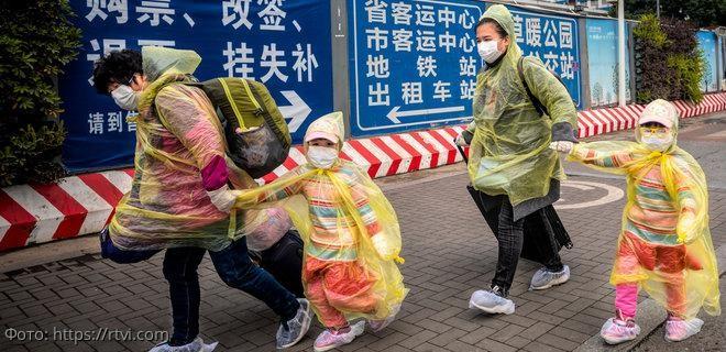 Коронавирус в Китае: те, кто уже выздоровел, заболевают снова