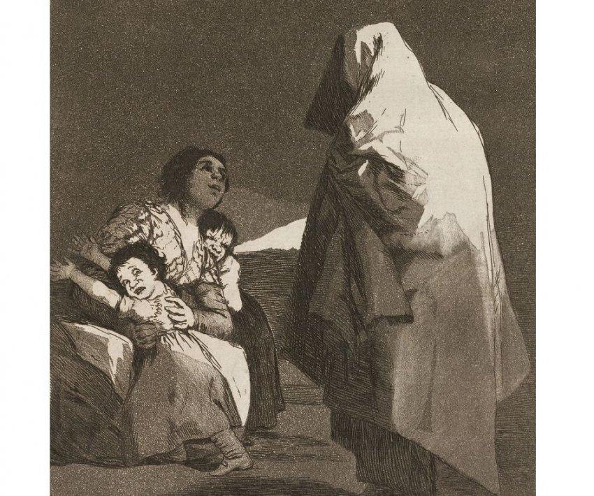 Эль Коко - убивающий детей монстр из испаноязычного фольклора