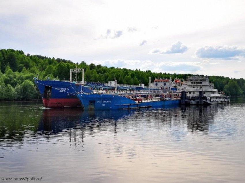 Погрануправлением по Краснодарскому краю выявлен факт нарушения режима государственной границы РФ российским танкером