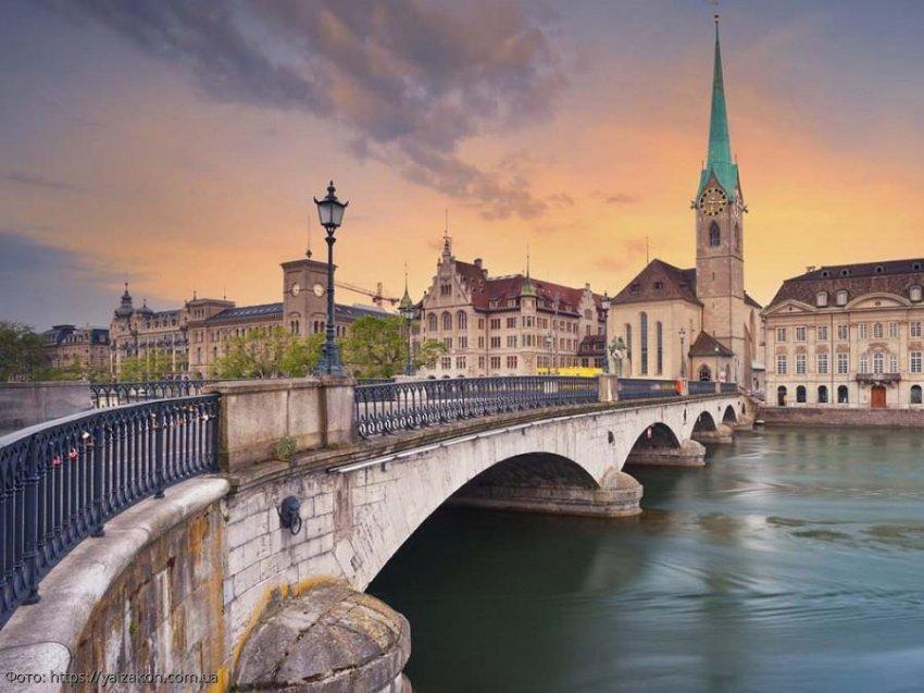 Достопримечательности Цюриха: атмосфера средневековья подстерегает на каждому шагу