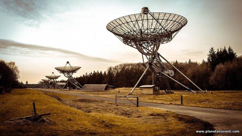 Астрономы уловили сигнал, который регулярно повторяется