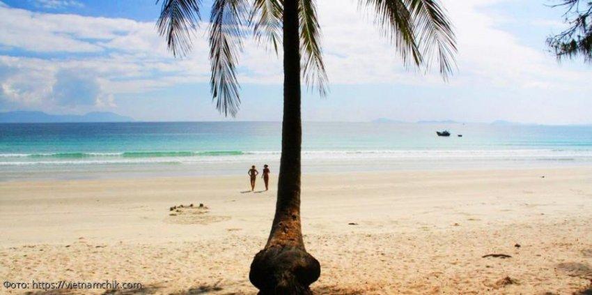 Пляж Зоклет - тихий и безопасный отдых во Вьетнаме