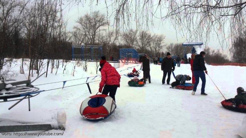 В Нижегородской области мальчик погиб, катаясь на «ватрушке»