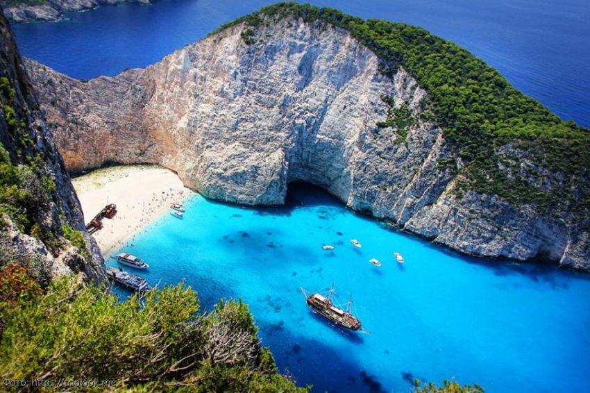 Райский остров Закинф (Закинтос): достопримечательности, погода