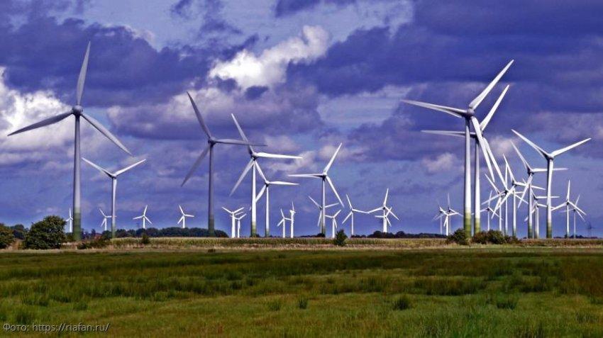 Возобновляемые источники энергии назвали виновными в глобальном потеплении