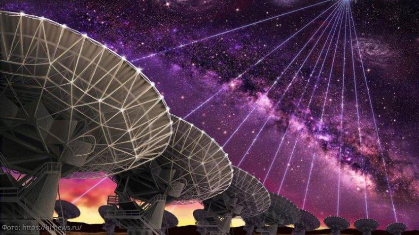 Земляне получают устойчивые сигналы из глубокого космоса в 16-дневном цикле