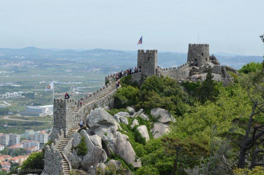 Замок Мавров, Португалия – средневековое наследие человечества