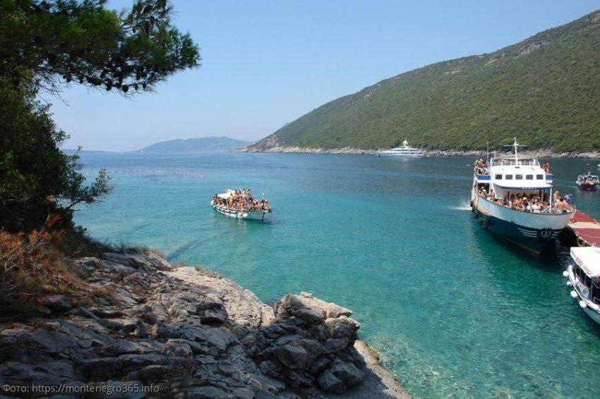Топ-5 пляжей Черногории