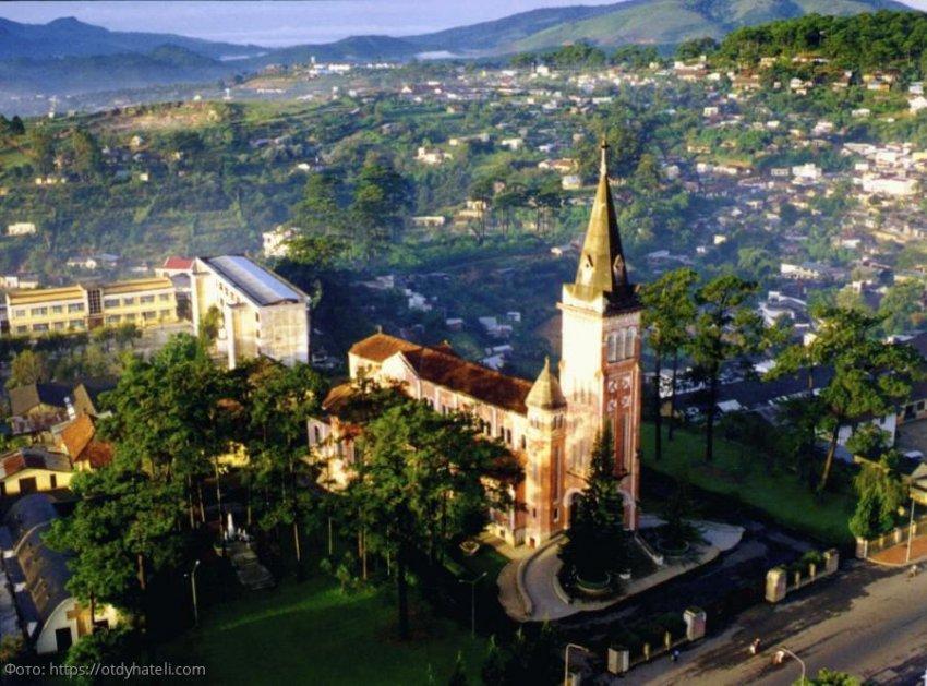 Далат, Вьетнам – самый романтичный город в Юго-восточной Азии