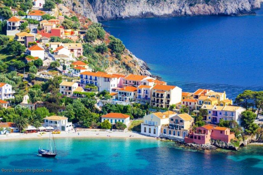 Остров Кефалония в Греции - райский уголок для любителей активного отдыха