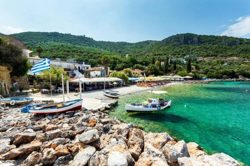 Каламата: оливковый рай в Греции