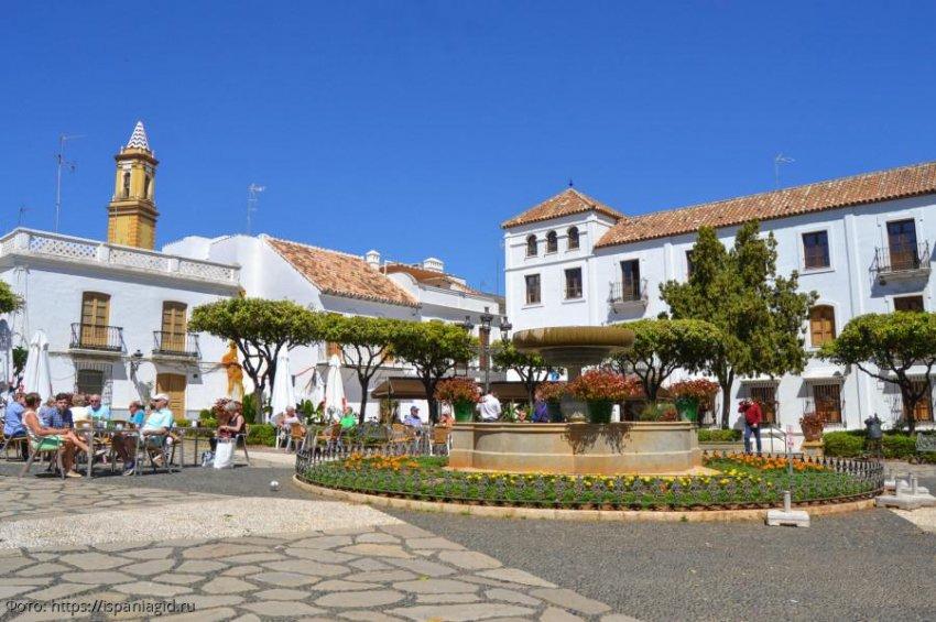Эстепона (Испания): история, достопримечательности, климат