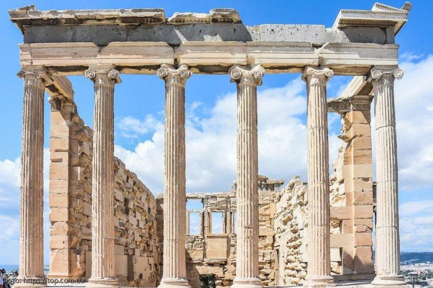 Афины - сердце древней культуры Греции
