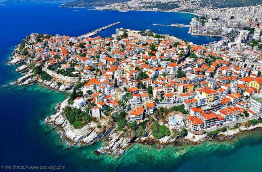 Кавала - греческий курорт с богатой историей и живописными местами