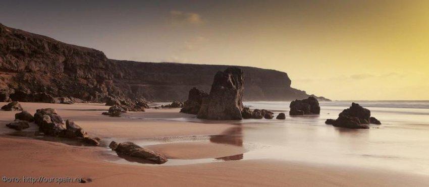 Фуэртевертура: пляжи и главные достопримечательности