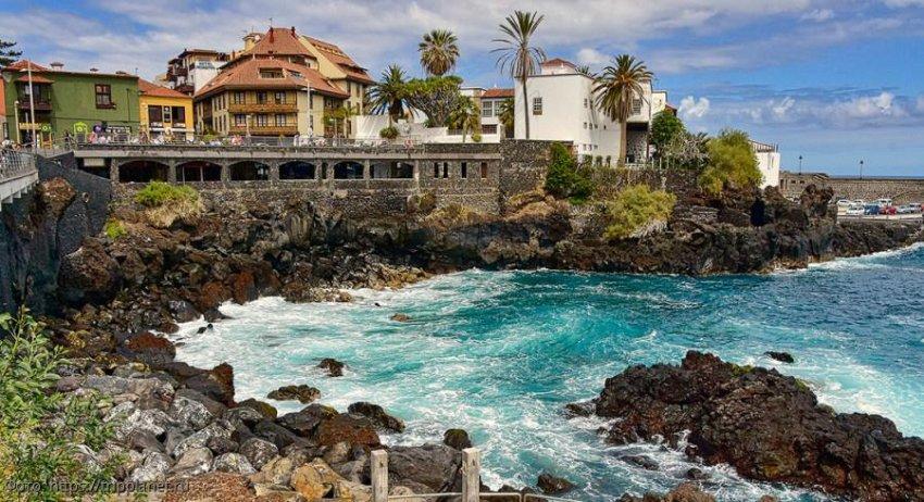 Погода на Тенерифе: когда лучше ехать на райский остров
